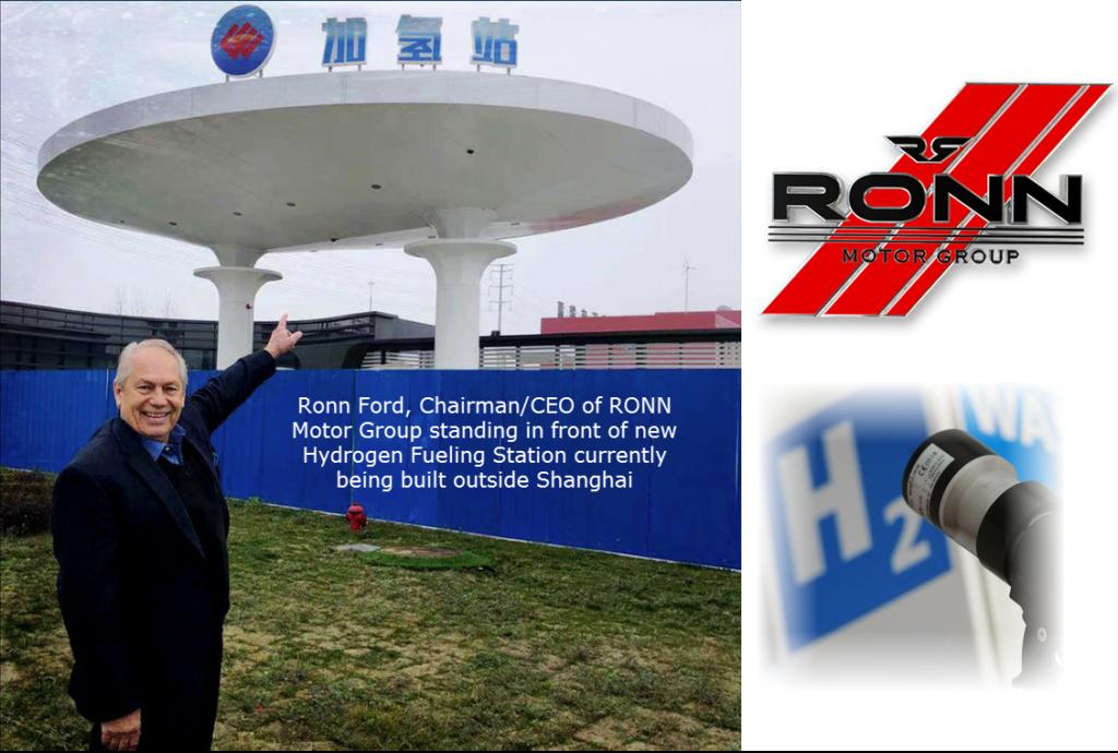 Ronn Motor Hydrogen Station 2