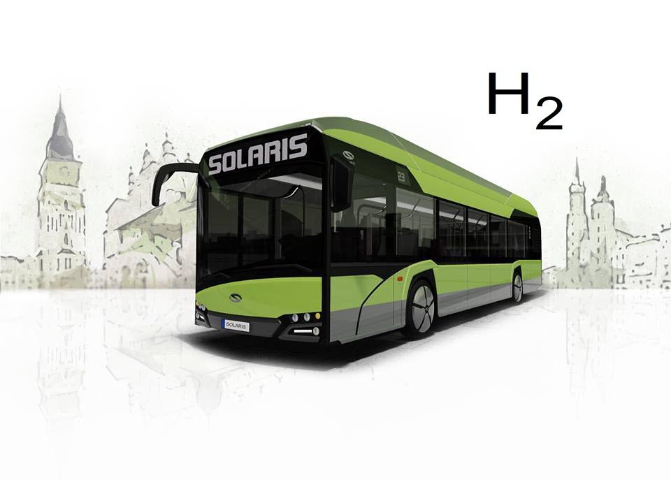 Solaris Hydrogen Bus