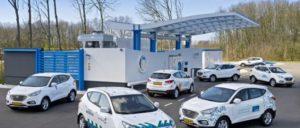 Sout Koreas first hydrogen car sharing program to start in Gwangju