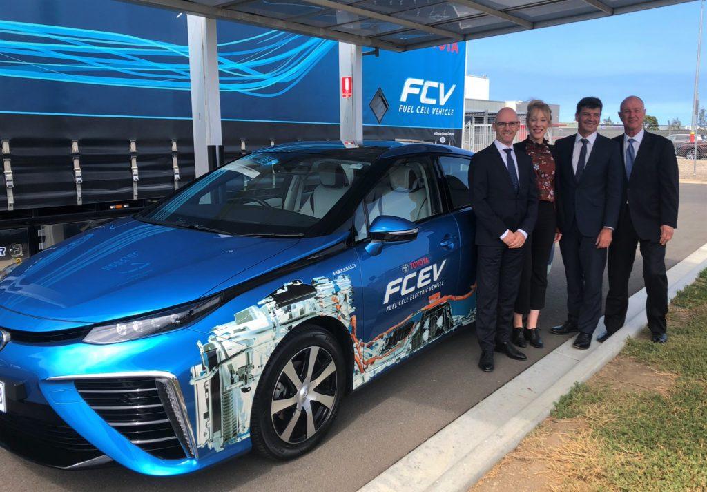 Toyota Australia Hydrogen Center 1 2