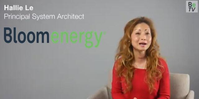 Women at Bloom Energy