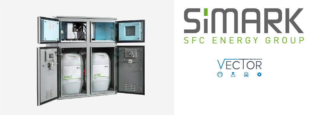simark EFOY Pro Hybrid Fuel Cell Solution2
