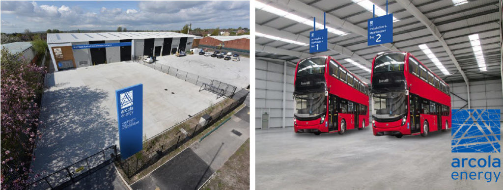 Arcola Energy New Manufacturing, Installation and Fleet Facility to Support Liverpool's Hydrogen Buses