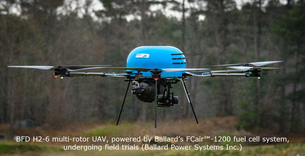 Ballard UAV Main