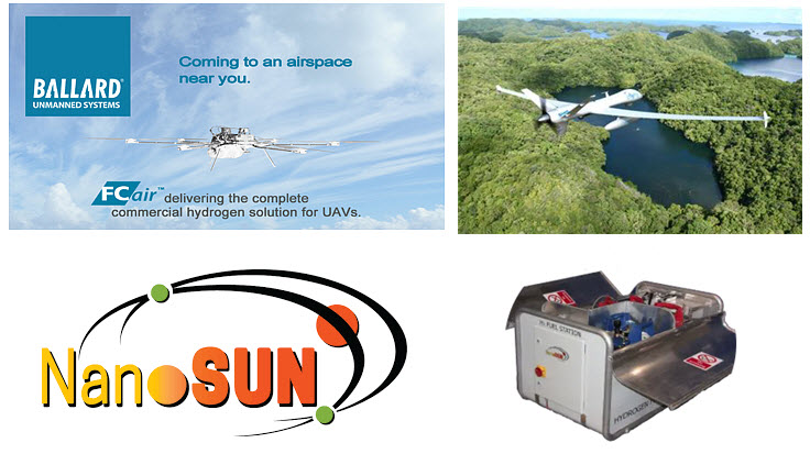 Ballard Unmanned Systems NanoSUN