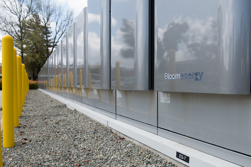 Bloom Energy Fuel Cell Servers Deployed by Agilent to Advance Sustainability Goals