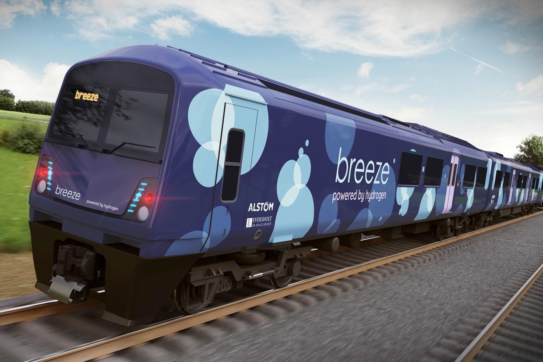Breeze Hydrogen Train