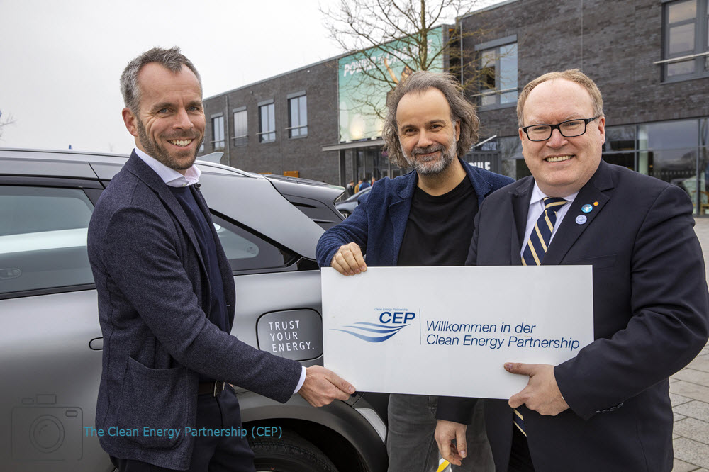 Clean Energy Partnership welcomes new partner