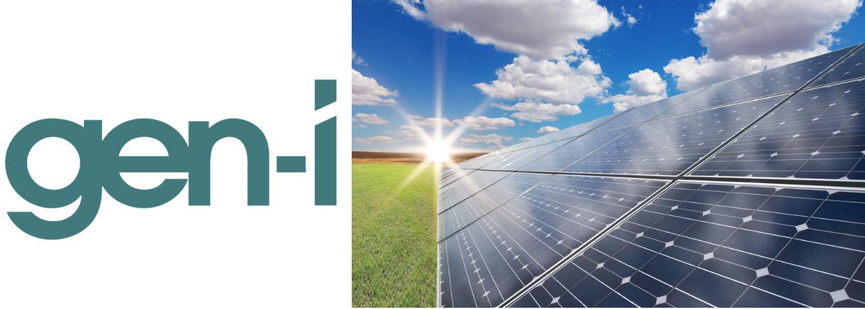 Gen I Solar to Hydrogen