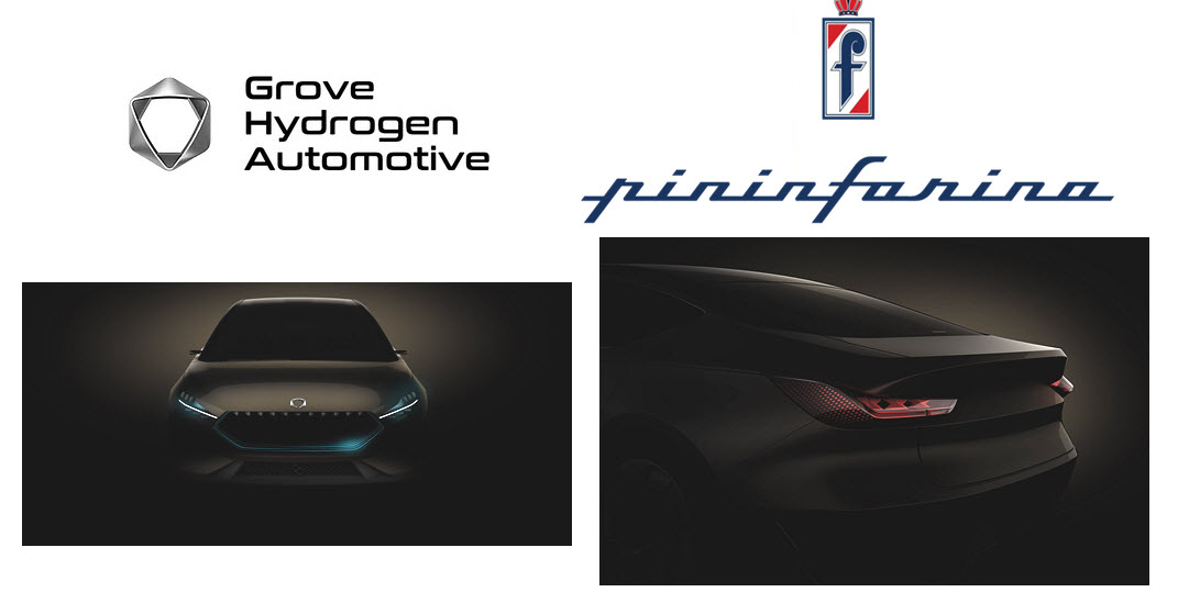 Grove and Pininfarina