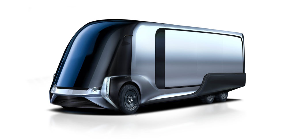 HV Systems – Hydrogen Electric H2 Trucks Part of the Transportation Revolution