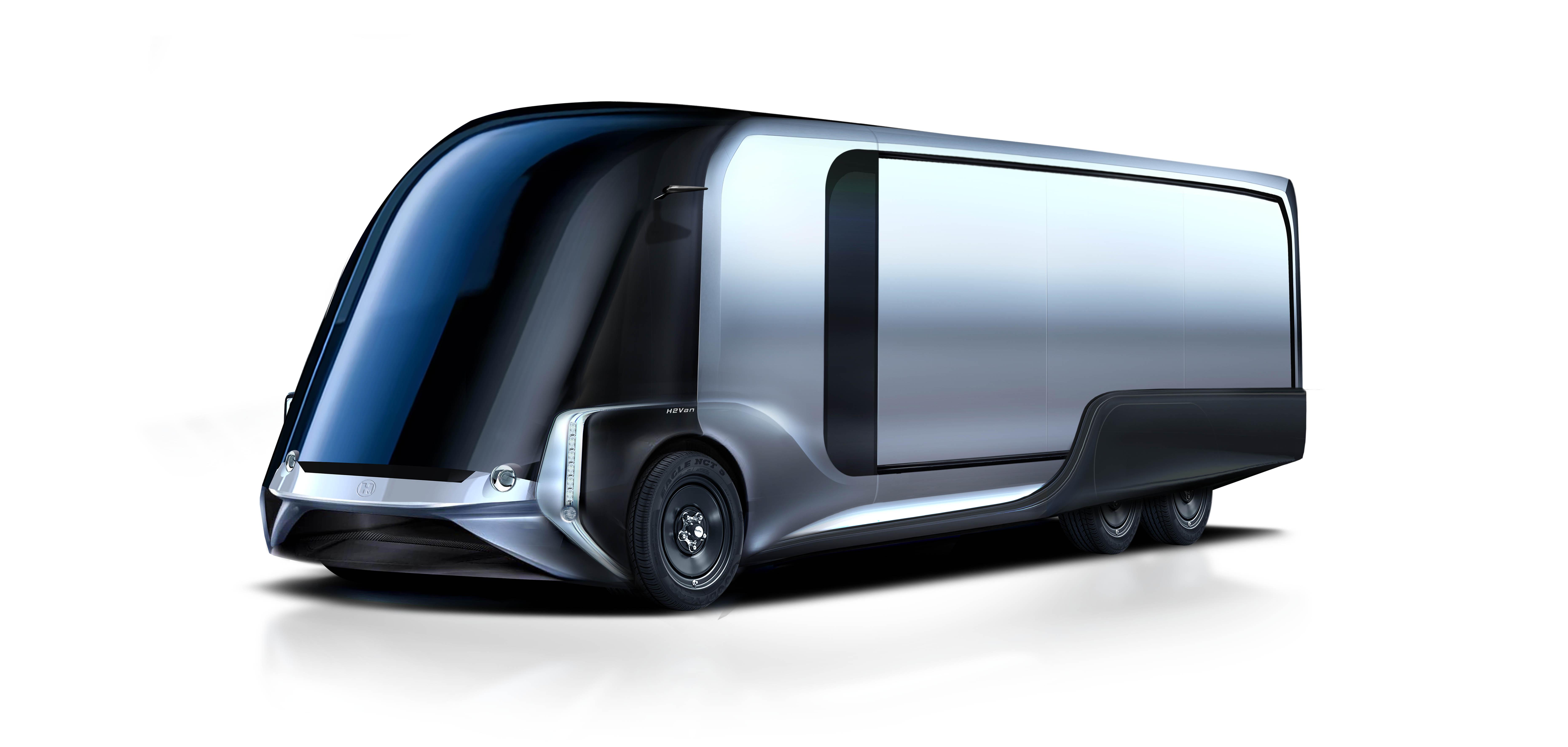 H2 Van