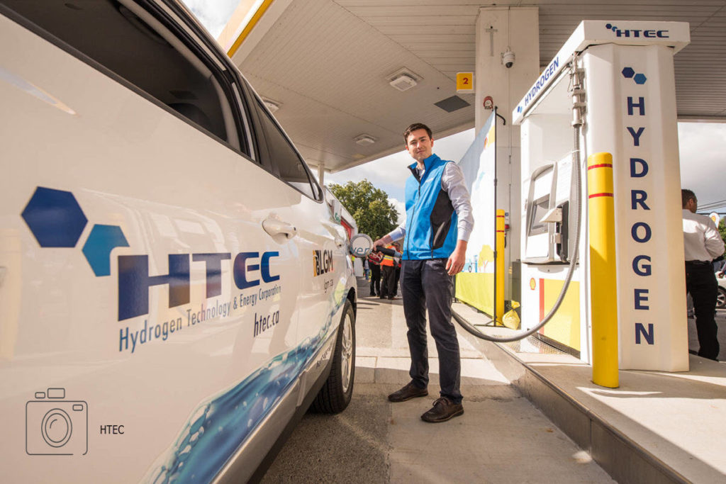 Canada: Saanich City Council Supports First Hydrogen Fueling Station on Vancouver Island