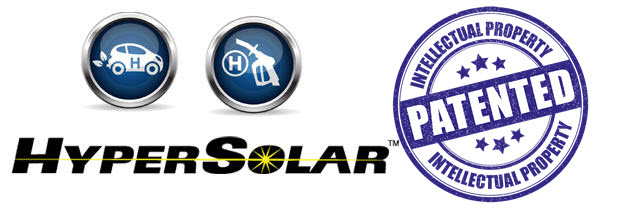Hypersolar Patent Issued