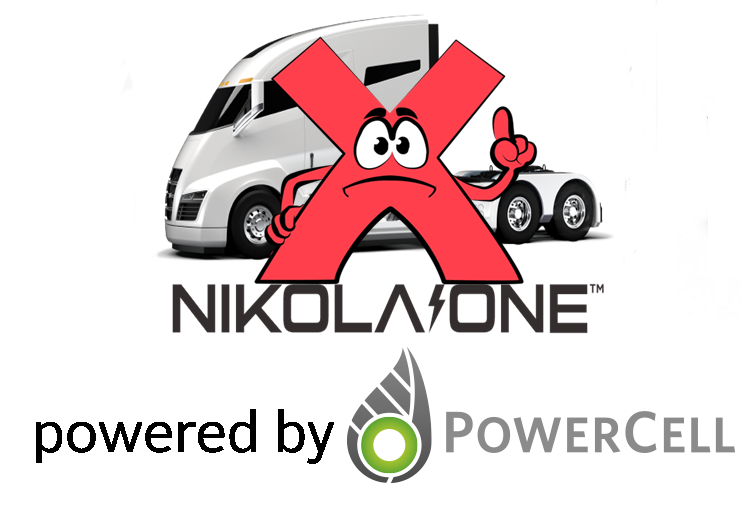 PowerCell NOT Working with Nikola