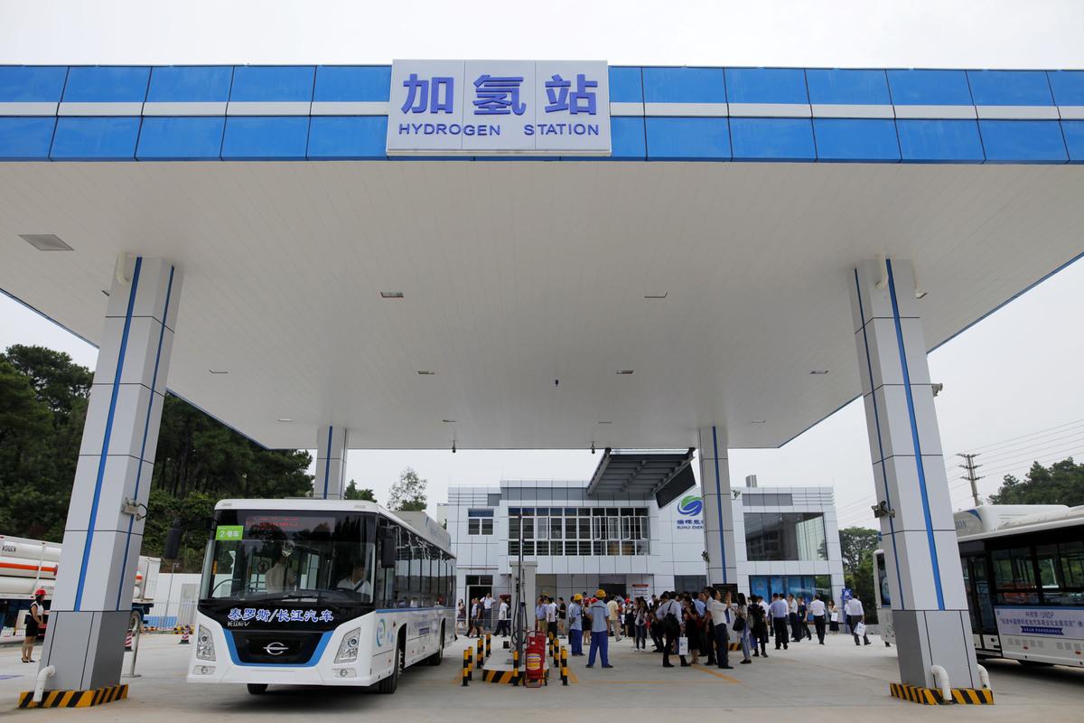 Sinopec Hydrogen Station