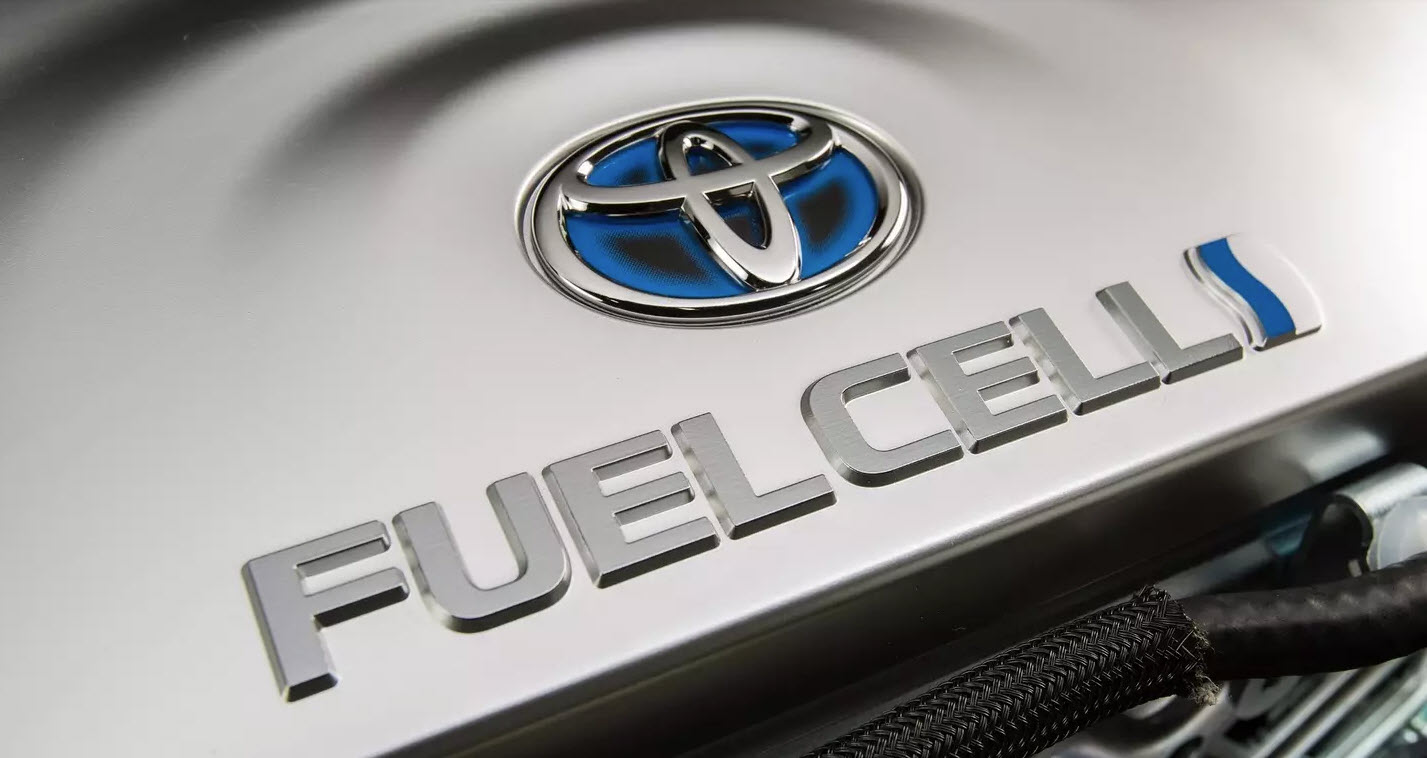 Toyota Fuel Cell Engine