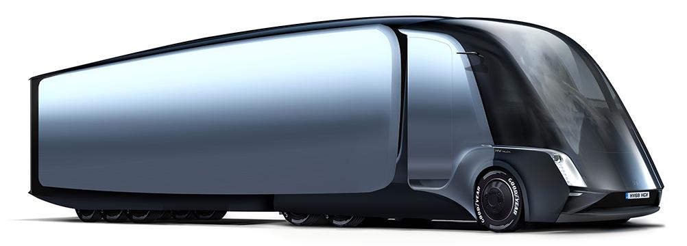 hv systems hv truck hydrogen