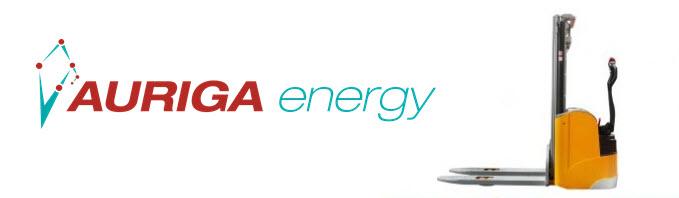 Auriga Energy Fuel Cell Forklift