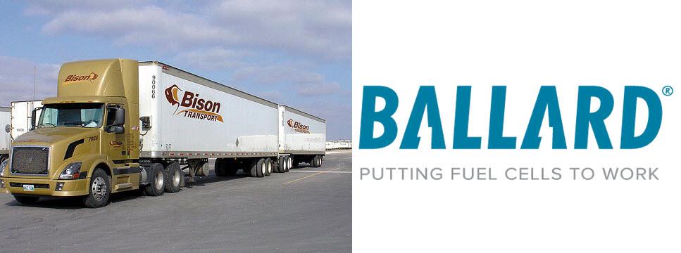 Ballard Bison Transport