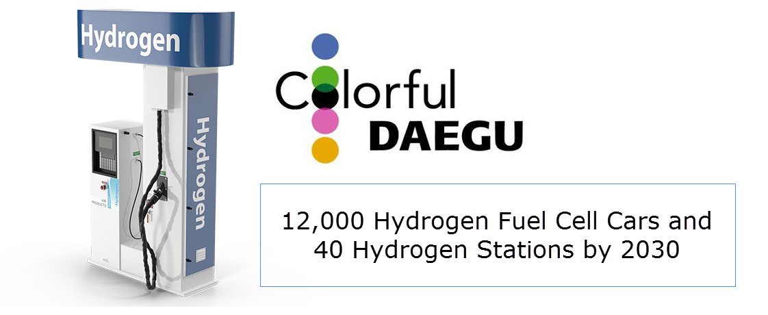 Daegu City Hydrogen Main