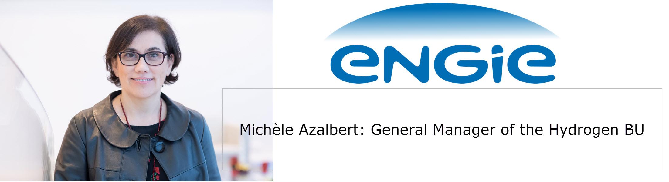 Engie Michele Azalbert