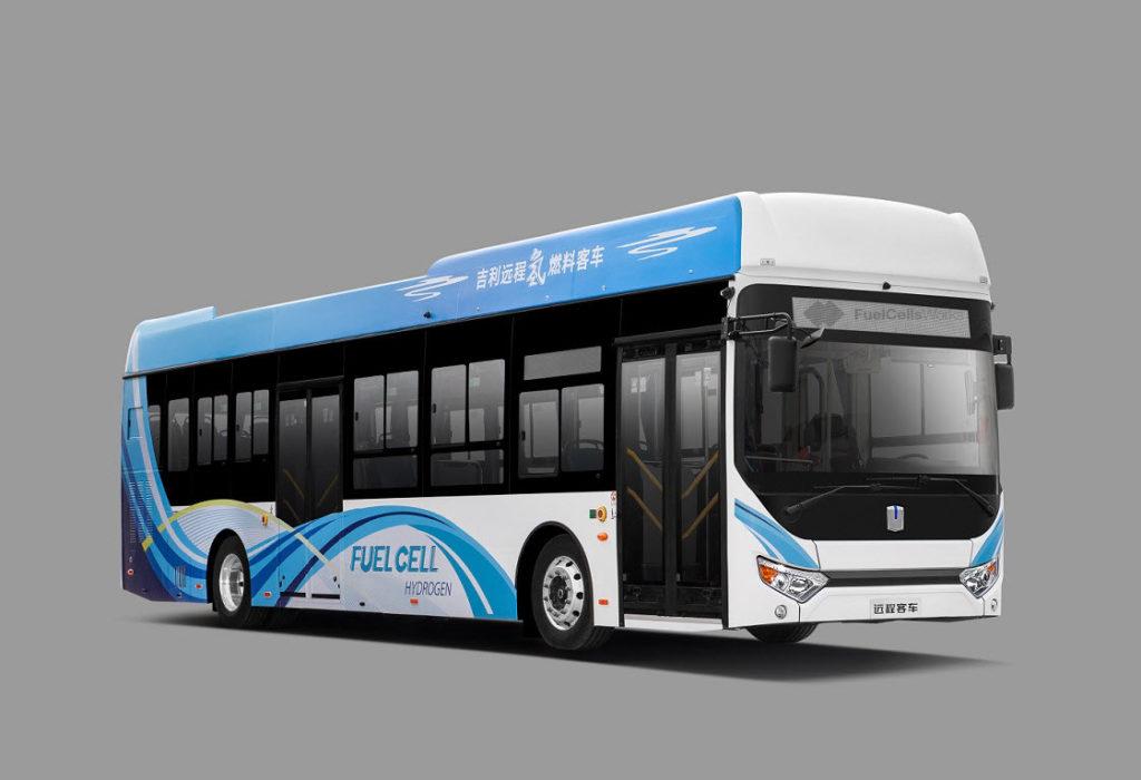 Geely FC Bus1