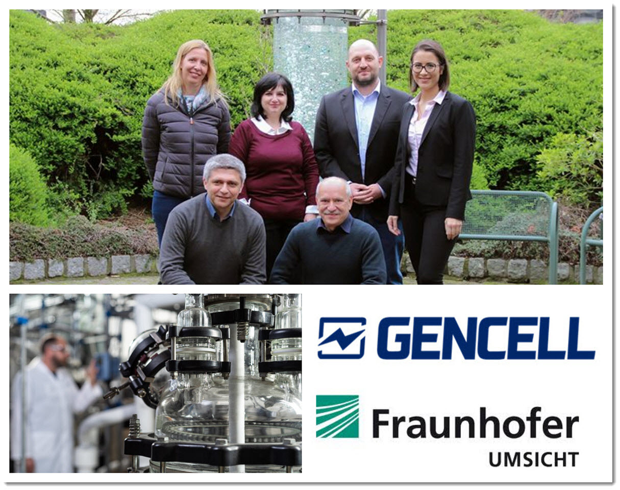 GenCell plus Fraunhofer Main2
