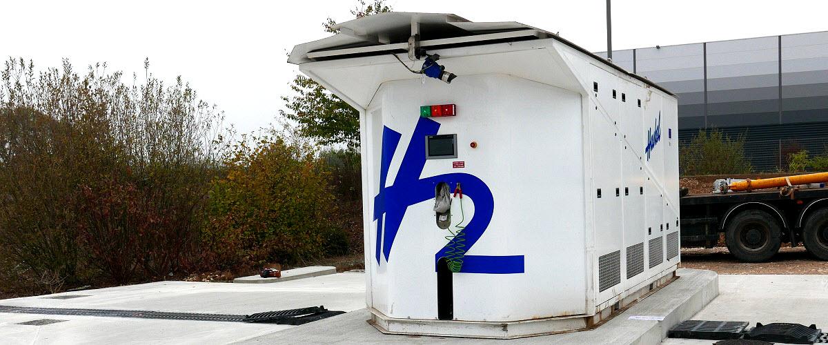 Grand Dole Hydrogen Station