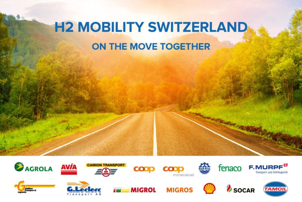 Hydrogen-Electric Mobility in Switzerland on the Verge of a Breakthrough