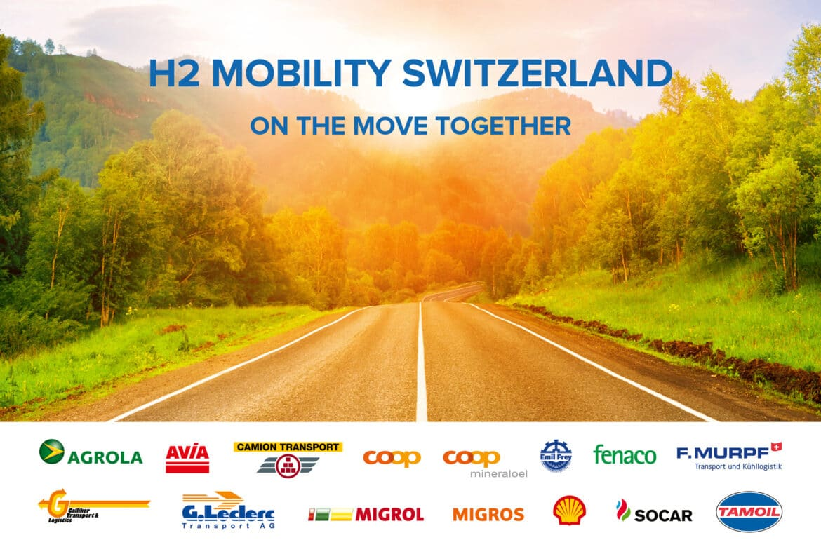 Hydrogen-Electric Mobility in Switzerland on the Verge of a Breakthrough - FuelCellsWorks
