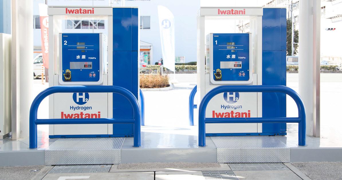 Iwatani Hydrogen Station 2