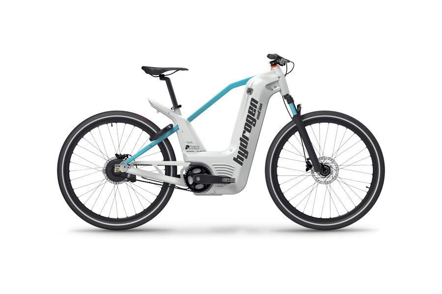 Pragma Hydrogen Bike