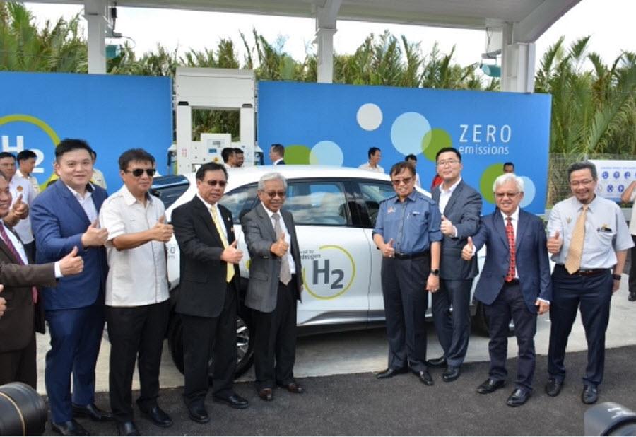 Sarawak Hydrogen Announcement 3