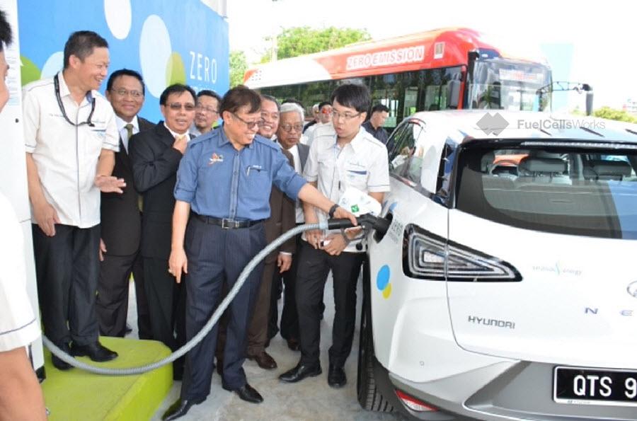 Sarawak Hydrogen Announcement Main