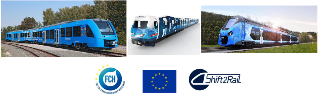 New Study Shows Good Potential for Hydrogen-Powered Trains in Europe
