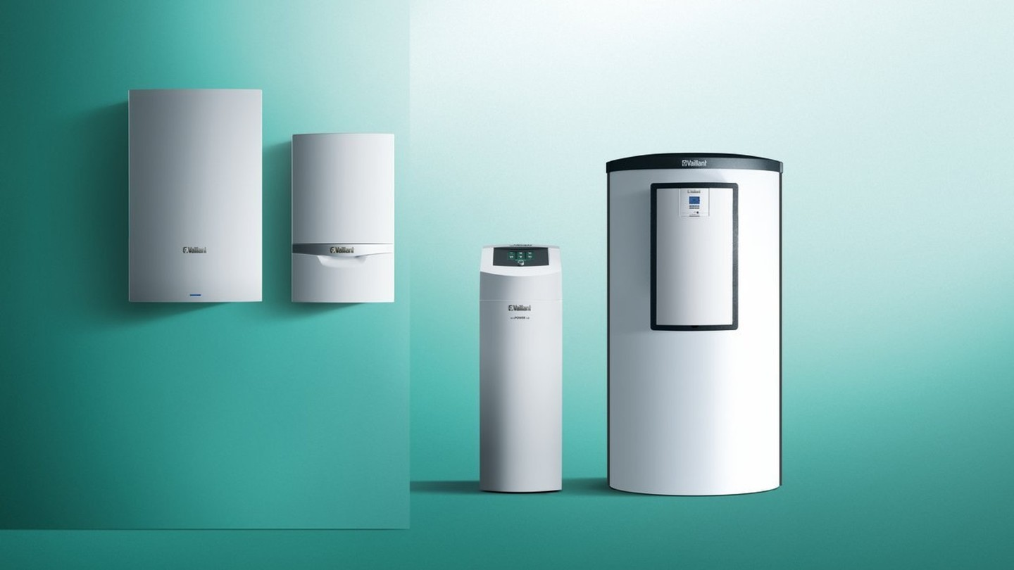 Valiant Fuel Cell Heating Boilers
