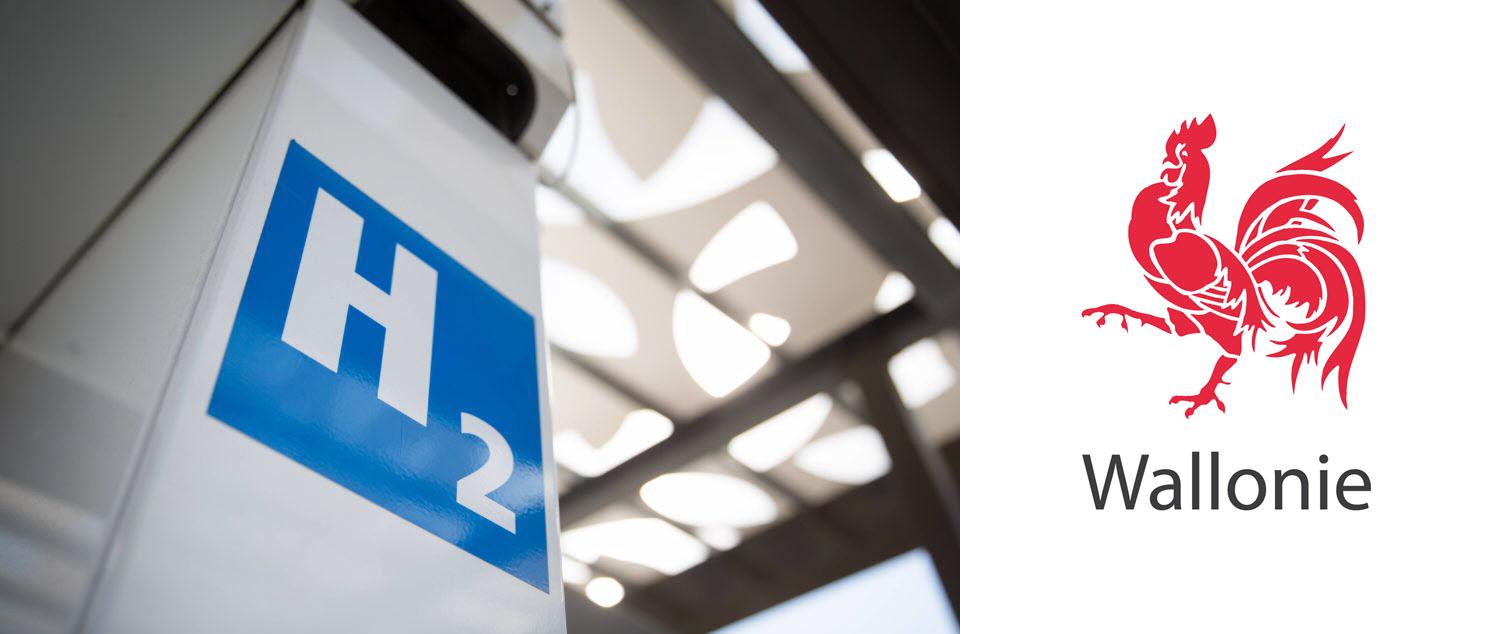 Wallon Govt Hydrogen Infrastructure