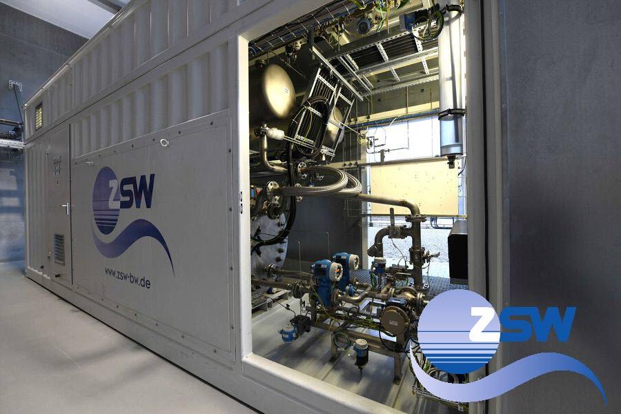 ZSW Electrolyzer