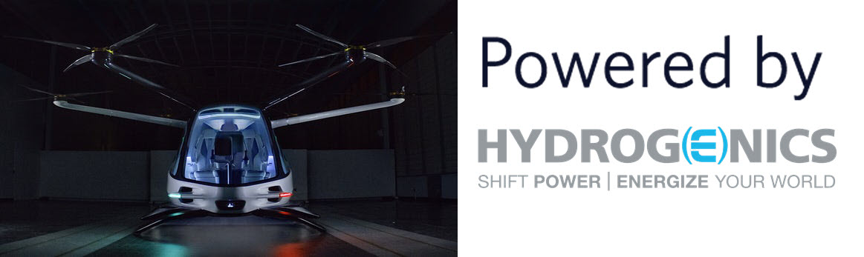 alakai skai hydrogen vtol air taxi powered by hydrogenics