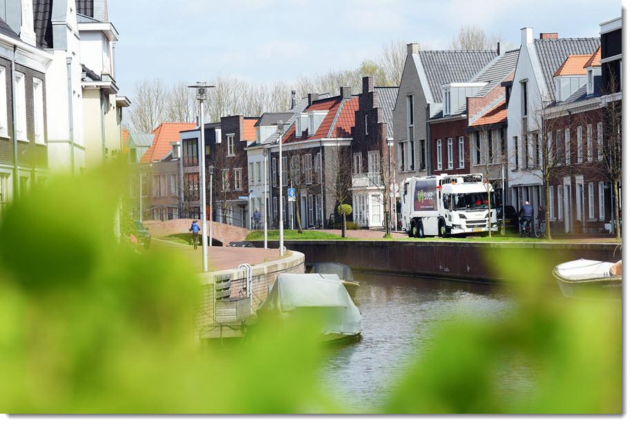 Arnhem Region Hydrogen Garbage Truck