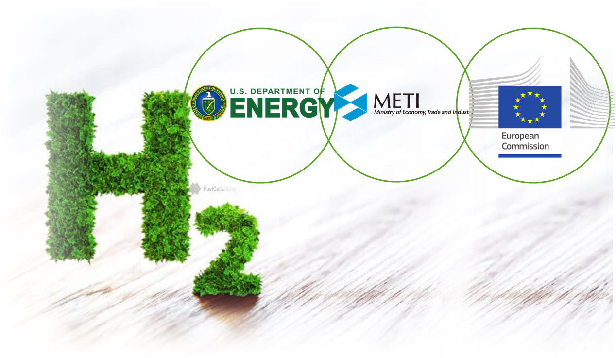 DOE METI Europe Cooperation Hydrogen1