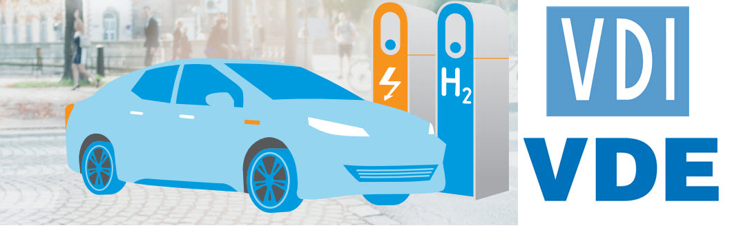 Hydrogen and Plug in Electrics VDE report