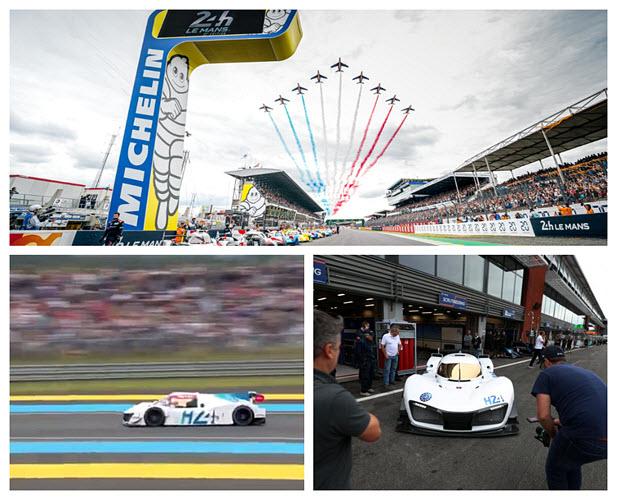 Hydrogen at Le Mans 2019