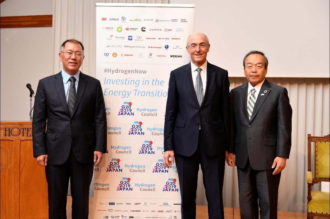 Hydrogen Council CEOs Investor Day