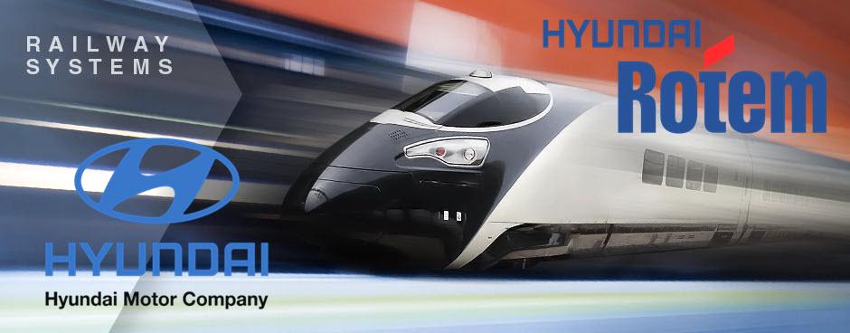 Hyundai Hydrogen Train