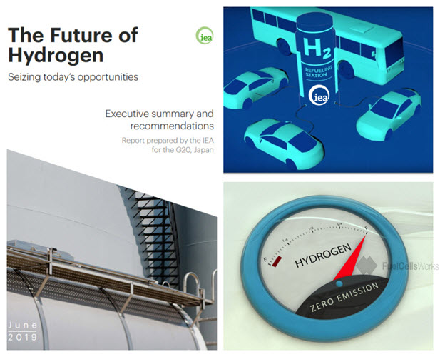 IEA Report on Future of Hydrogen Main TW2