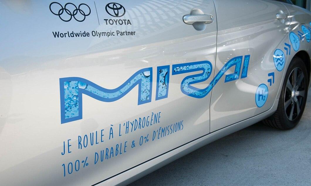 IOC Toyota Mirai 2