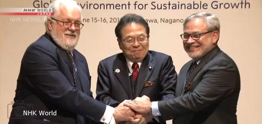 Japan EU US Agree to Hydrogen Partnership