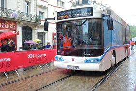 Le Mans Hydrogen Bus mini
